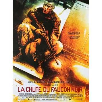 BLACK HAWK DOWN Original Movie Poster - 15x21 in. - 2001 - Ridley Scott, Josh Hartnett, Ewan McGregor
