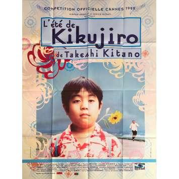 L'ETE DE KIKUJIRO Affiche de film - 120x160 cm. - 1999 - Yusuke Sekiguchi, Takeshi Kitano