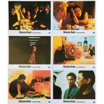 MILLENIUM MAMBO Photos de film x6 - 21x30 cm. - 2001 - Qi Shu, Hsiao-Hsien Hou