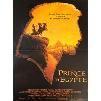 LE PRINCE D'EGYPTE Affiche de film - 40x60 cm. - 1998 - Val Kilmer, Brenda Chapman, Steve Hickner