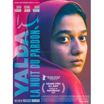 YALDA Affiche de film - 40x60 cm. - 2020 - Sadaf Asgari, Massoud Bakhshi