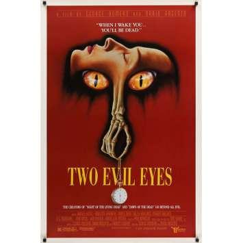 GEORGE ROMERO Deux yeux maléfiques