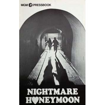 Mauvais-genres.com NIGHTMARE HONEYMOON Horreur Dossier de presse 1974 USA Dossiers de presse