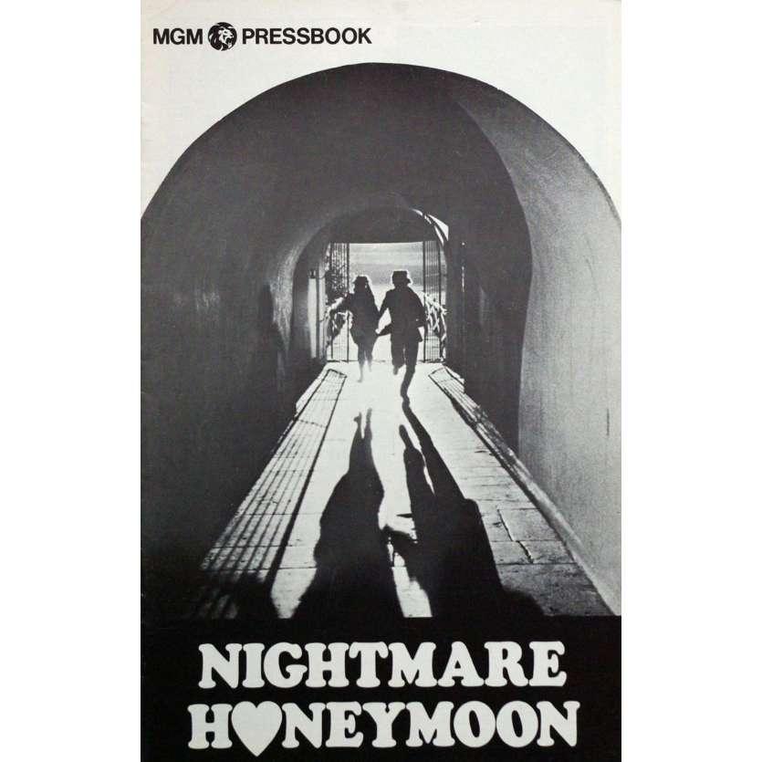 Mauvais-genres.com NIGHTMARE HONEYMOON Horreur Dossier de presse 1974 USA Dossiers de presse