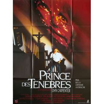 PRINCE OF DARKNESS Movie Poster 47x63 in. French - 1987 - John Carpenter, Donald Pleasence