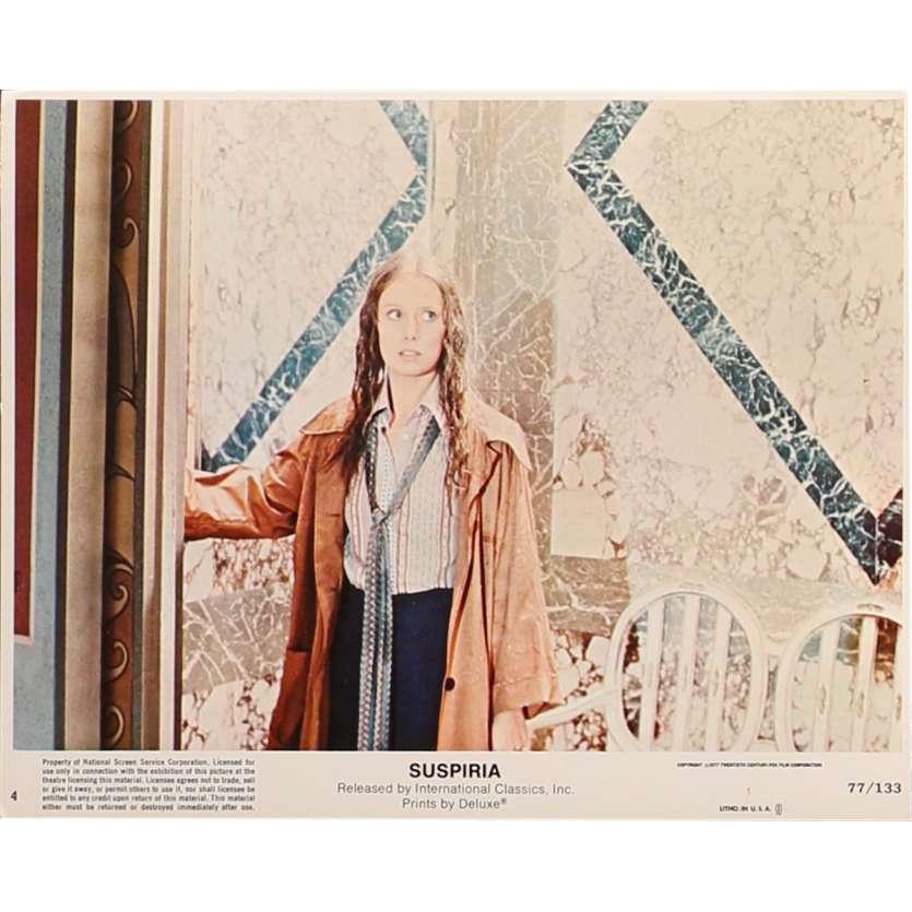 SUSPIRIA Photo de film N4 - 20x25 cm. - 1977 - Jessica Harper, Dario Argento