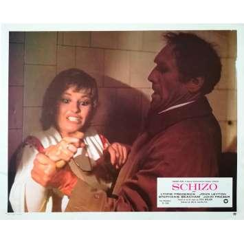 SCHIZO Photo de film - 21x30 cm. - 1976 - Lynne Frederick, Pete Walker