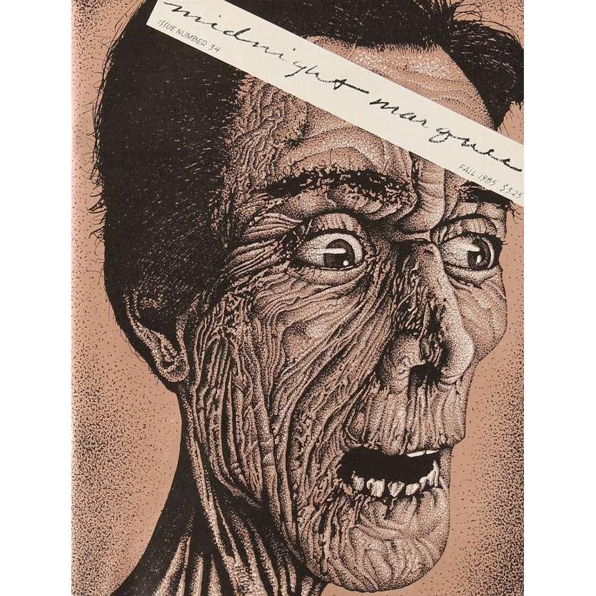 MIDNIGHT MARQUEE - LIFEFORCE Magazine - 21x30 cm. - 1984 - 0, 0