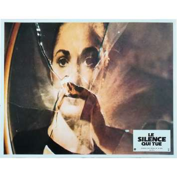 LE SILENCE QUI TUE Photo de film - 21x30 cm. - 1979 - Cameron Mitchell, Denny Harris