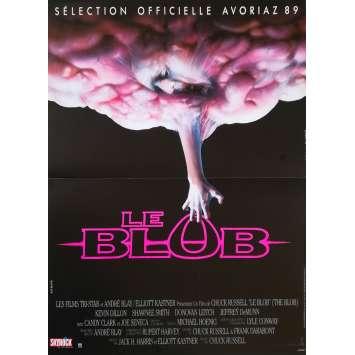 LE BLOB Affiche de film - 40x60 cm. - 1988 - Kevin Dillon, Chuck Russel