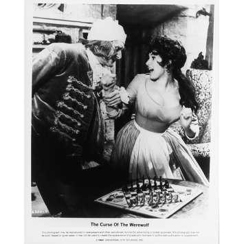 LA NUIT DU LOUP-GAROU Photo de presse N8 - 20x25 cm. - R1980 - Oliver Reed, Terence Fisher