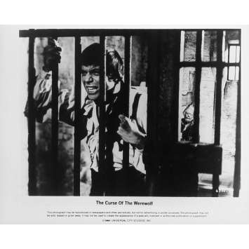 THE CURSE OF THE WEREWOLF Original Movie Still N27 - 8x10 in. - R1980 - Terence Fisher, Oliver Reed