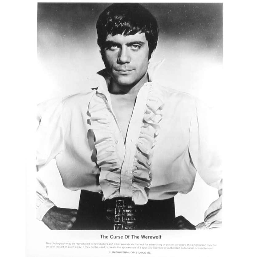 LA NUIT DU LOUP-GAROU Photo de presse N22 - 20x25 cm. - R1980 - Oliver Reed, Terence Fisher