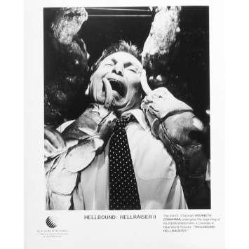 HELLRAISER 2 Photo de presse N05 - 20x25 cm. - 1988 - Doug Bradley, Tony Randel