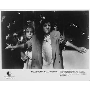 HELLRAISER 2 Photo de presse N06 - 20x25 cm. - 1988 - Doug Bradley, Tony Randel