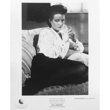 HELLRAISER Photo de presse N1 - 20x25 cm. - 1992 - Doug Bradley, Clive Barker