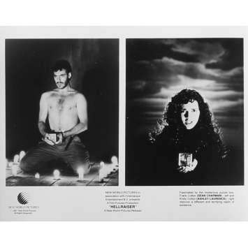 HELLRAISER Photo de presse N2 - 20x25 cm. - 1992 - Doug Bradley, Clive Barker