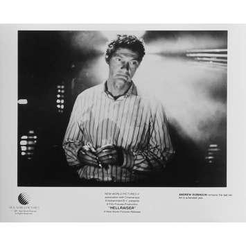 HELLRAISER Photo de presse N3 - 20x25 cm. - 1992 - Doug Bradley, Clive Barker