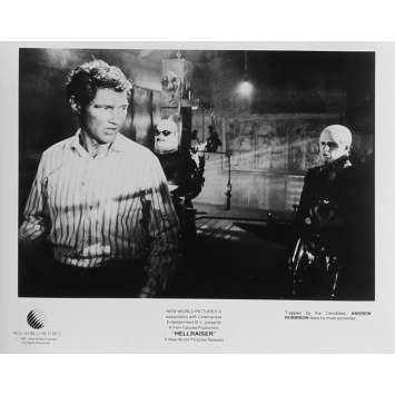 HELLRAISER Photo de presse N4 - 20x25 cm. - 1992 - Doug Bradley, Clive Barker