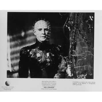 HELLRAISER Photo de presse N5 - 20x25 cm. - 1992 - Doug Bradley, Clive Barker