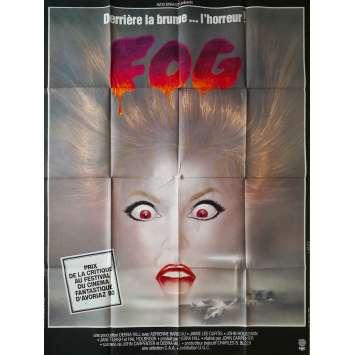 FOG Original Movie Poster - 47x63 in. - 1979 - John Carpenter, Jamie Lee Curtis