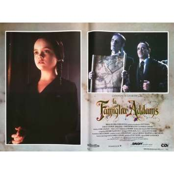 LA FAMILLE ADDAMS Photo de film N5 - 46x64 cm. - 1991 - Raul Julia, Barry Sonnenfeld