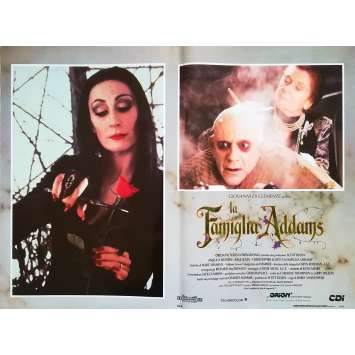 LA FAMILLE ADDAMS Photo de film N9 - 46x64 cm. - 1991 - Raul Julia, Barry Sonnenfeld
