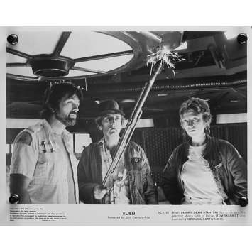 ALIEN Photo de presse ACK-30 - 20x25 cm. - 1979 - Sigourney Weaver, Ridley Scott