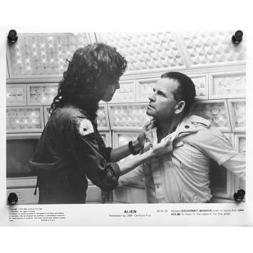 ALIEN Photo de presse ACK-35 - 20x25 cm. - 1979 - Sigourney Weaver, Ridley Scott