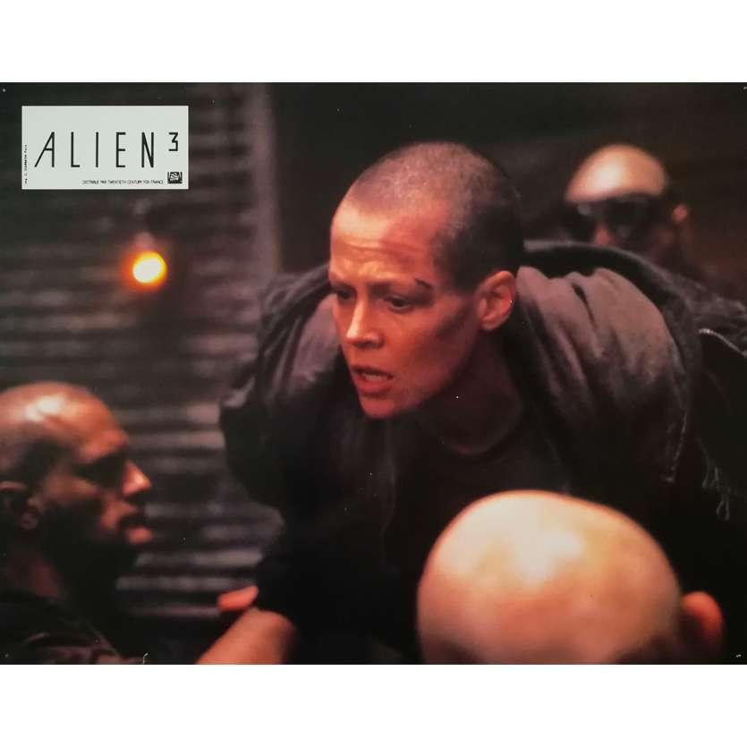 ALIEN 3 Original Lobby Card - 9x12 in. - 1992 - David Fincher, Sigourney Weaver