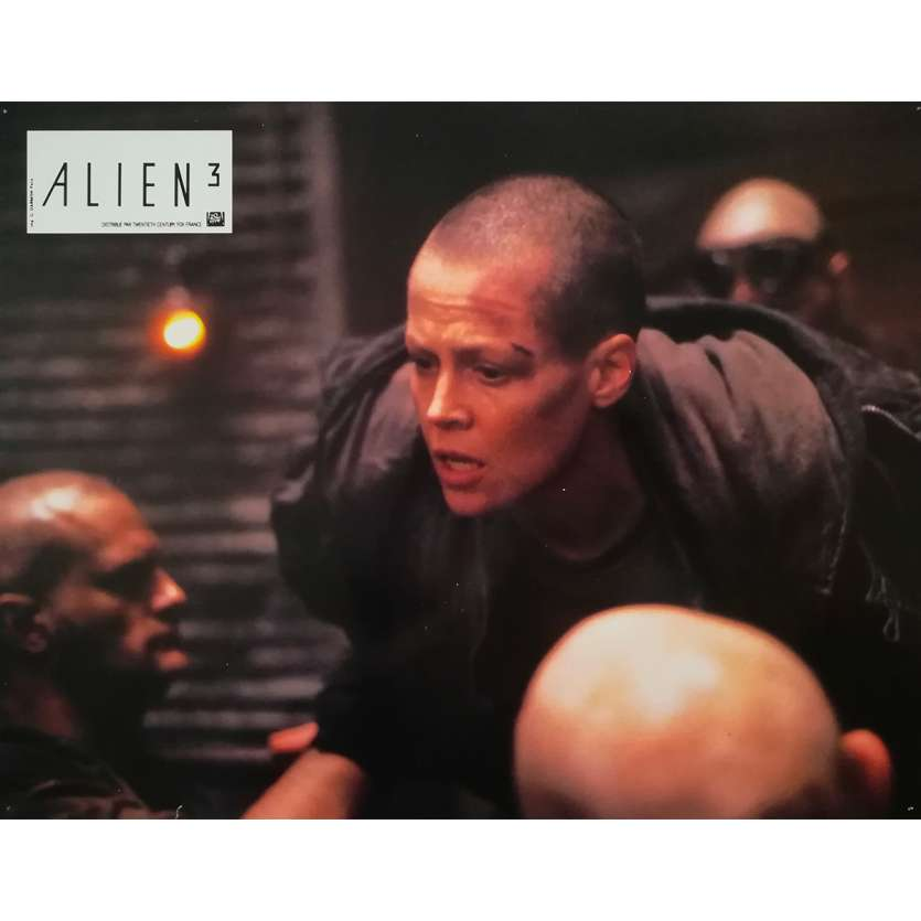 ALIEN 3 Photo de film - 21x30 cm. - 1992 - Sigourney Weaver, David Fincher
