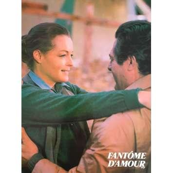 FANTASMA D'AMORE Original Lobby Card N02 - 12x15 in. - 1981 - Dino Risi, Marcello Mastroianni, Romy Schneider