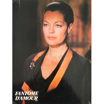 FANTOME D'AMOUR Photo de film N01 - 30x40 cm. - 1981 - Marcello Mastroianni, Romy Schneider, Dino Risi