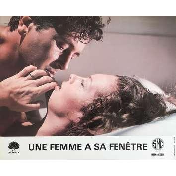 UNE FEMME A SA FENETRE Photo de film N02 - 24x30 cm. - 1976 - Romy Schneider, Pierre Granier-Deferre