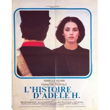 L'HISTOIRE D'ADELE H Affiche de film - 60x80 cm. - 1975 - Isabelle Adjani, François Truffaut