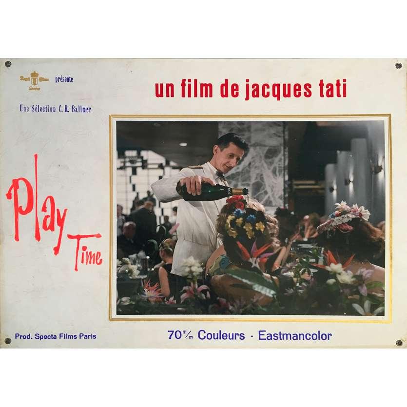PLAYTIME Photo de film N04 - 35x44 cm. - 1967 - Rita Maiden, Jacques Tati