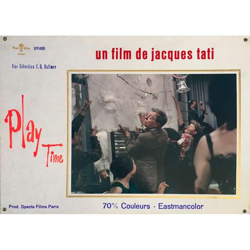 PLAYTIME Photo de film N02 - 35x44 cm. - 1967 - Rita Maiden, Jacques Tati