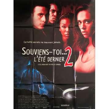 SOUVIENS TOI L'ETE DERNIER 2 Affiche de film - 120x160 cm. - 1998 - Jennifer Love Hewitt, Danny Cannon