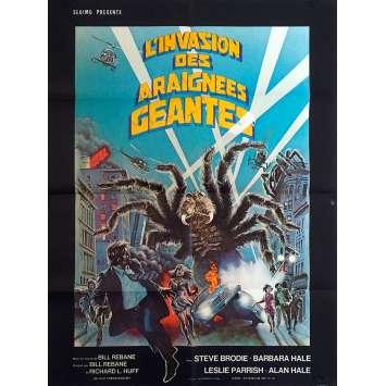 L'INVASION DES ARAIGNEES GEANTES Affiche de film - 60x80 cm. - 1975 - Steve Brodie, Bill Rebane