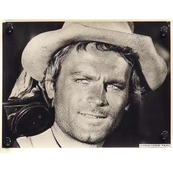 MON NOM EST PERSONNE Photo de presse N023 - 20x25 cm. - 1973 - Henry Fonda, Terence Hill, Tonino Valerii