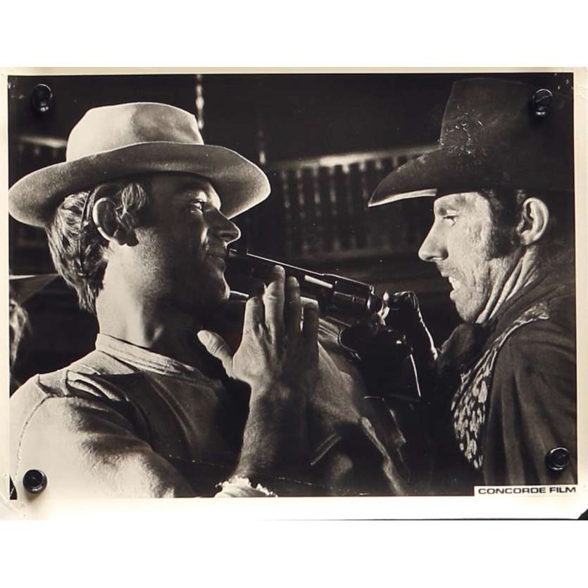MON NOM EST PERSONNE Photo de presse N025 - 20x25 cm. - 1973 - Henry Fonda, Terence Hill, Tonino Valerii