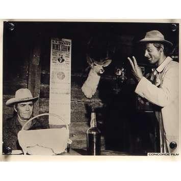 MON NOM EST PERSONNE Photo de presse N026 - 20x25 cm. - 1973 - Henry Fonda, Terence Hill, Tonino Valerii