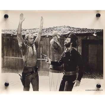 MON NOM EST PERSONNE Photo de presse N027 - 20x25 cm. - 1973 - Henry Fonda, Terence Hill, Tonino Valerii