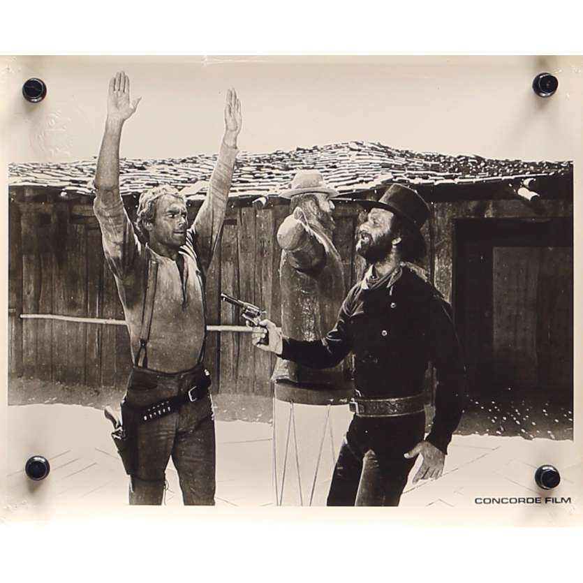 MY NAME IS NOBODY Original Movie Still - 8x10 in. - 1973 - Tonino Valerii, Henry Fonda, Terence Hill