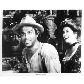 MON NOM EST PERSONNE Photo de presse N14 - 20x25 cm. - 1973 - Henry Fonda, Terence Hill, Tonino Valerii