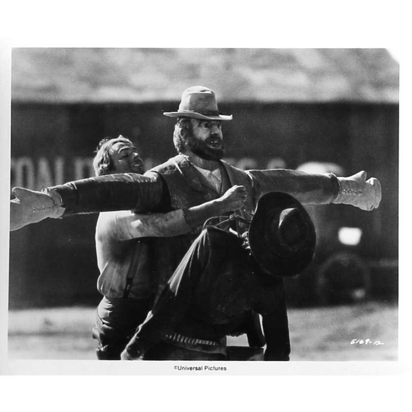 MON NOM EST PERSONNE Photo de presse N12 - 20x25 cm. - 1973 - Henry Fonda, Terence Hill, Tonino Valerii