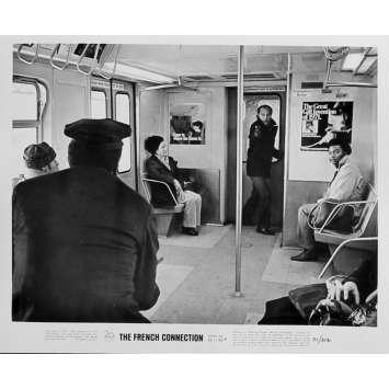 THE FRENCH CONNECTION Original Movie Still - 8x10 in. - 1971 - William Friedkin, Gene Hackman