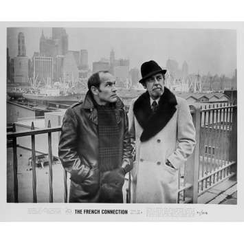 FRENCH CONNECTION Photo de presse N07 - 20x25 cm. - 1971 - Gene Hackman, William Friedkin