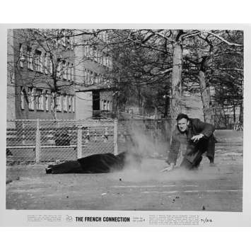 FRENCH CONNECTION Photo de presse N12 - 20x25 cm. - 1971 - Gene Hackman, William Friedkin