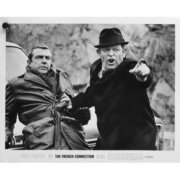 FRENCH CONNECTION Photo de presse N13 - 20x25 cm. - 1971 - Gene Hackman, William Friedkin